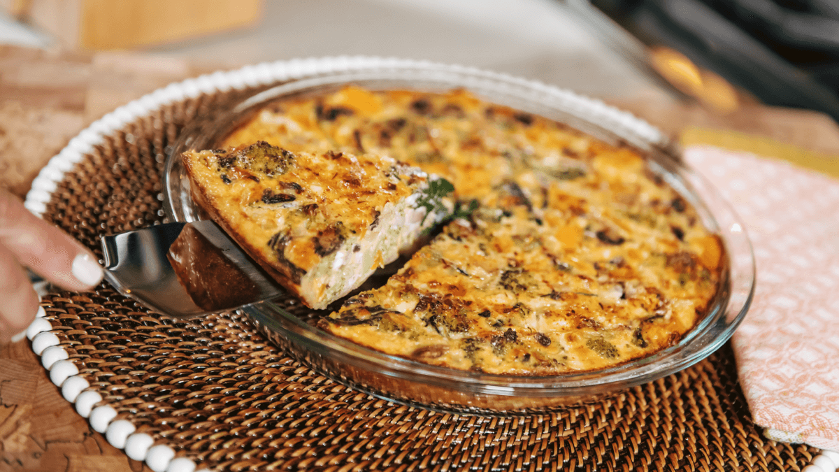 Carrie Underwood's Quiche